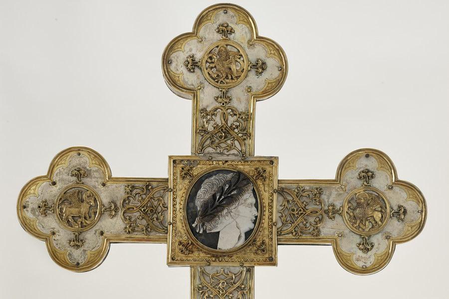Der Domschatz Minden beherbergt eine der bedeutendsten Sammlungen christlicher Kunst in Deutschland. Foto: Dombau-Verein Minden/Simon Vogel