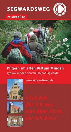 Pilgerbüro Sigwardsweg im Domschatz Minden